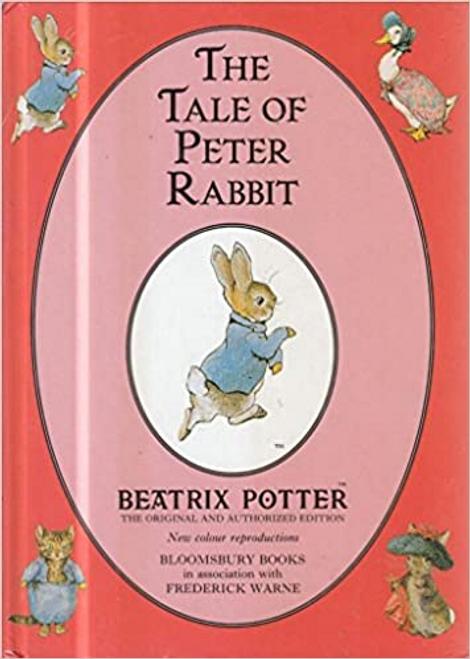 Beatrix, Potter / The Tale of Peter Rabbit (Hardback)