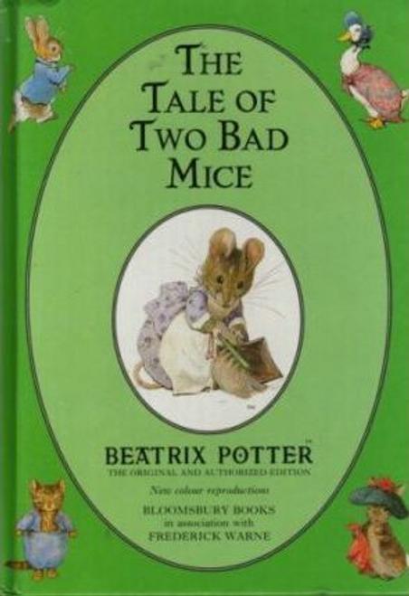 Potter, Beatrix / The Tale of Two Bad Mice (Hardback)