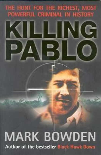 Bowden, Mark / Killing Pablo (Large Paperback)