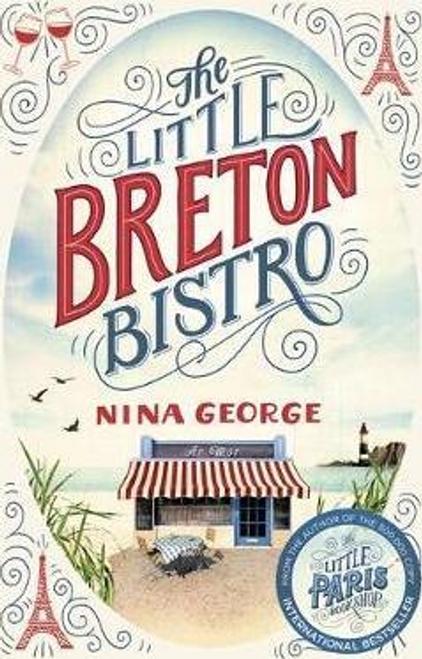 George, Nina / The Little Breton Bistro (Large Paperback)