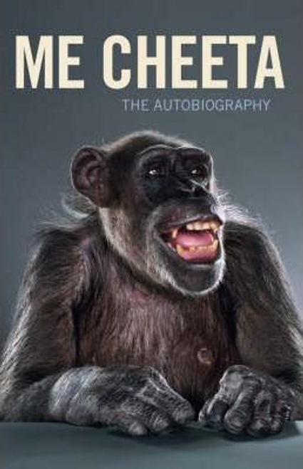 Cheeta / Me Cheeta : The Autobiography (Large Paperback)