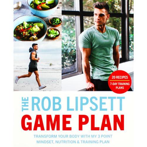 Lipsett, Rob - The Rob Lipsett Game Plan - PB - BRAND NEW