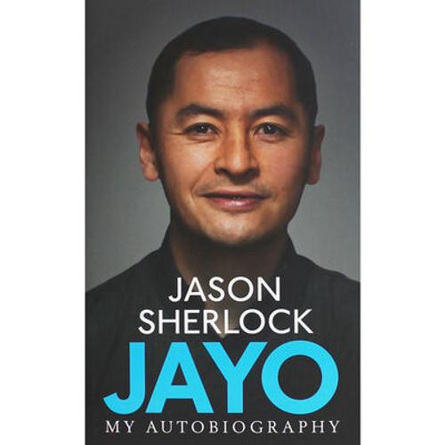 Sherlock, Jason - Jayo: My Autobiography - HB - GAA - Dublin