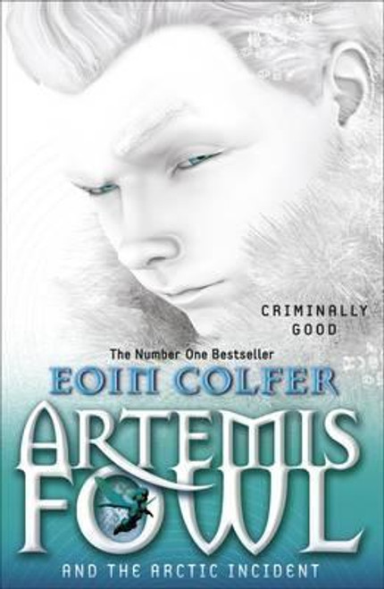 Colfer, Eoin - Artemis Fowl and the Arctic Incident - BRAND NEW PB - ( Artemis Fowl Series - Book 2 )