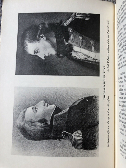 MacDermot, Frank - Life of Theobold Wolfe Tone : A Biographical Study - HB 1st Edition - 1939