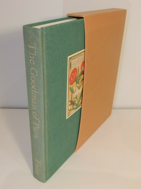 Power, Eileen  ( Editor) The Goodman of Paris - HB - Slipcased Folio Society Edition - 1992