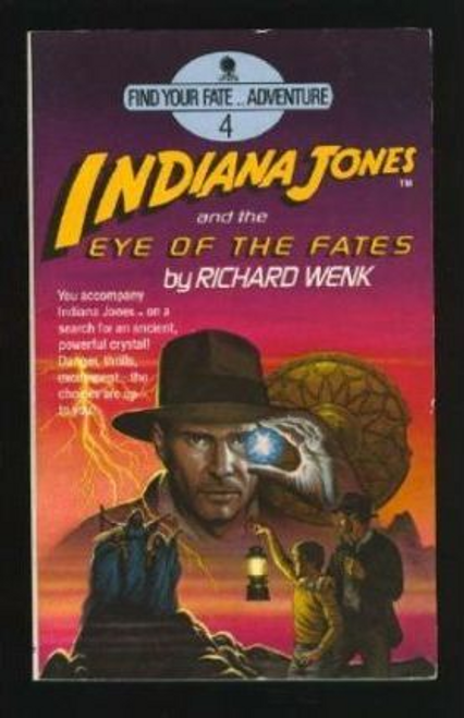 Wenk, Richard / Indiana Jones and the Eye of the Fates