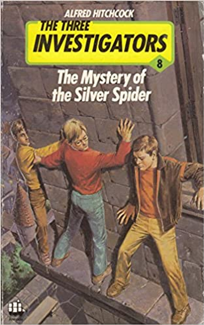 Arthur, Robert / The Silver Spider