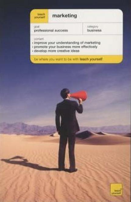Gabay, Jonathan / Teach Yourself Marketing