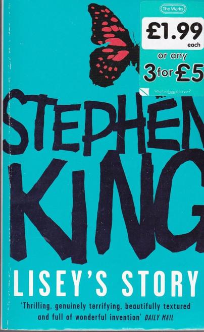 King, Stephen / Lisey's Story