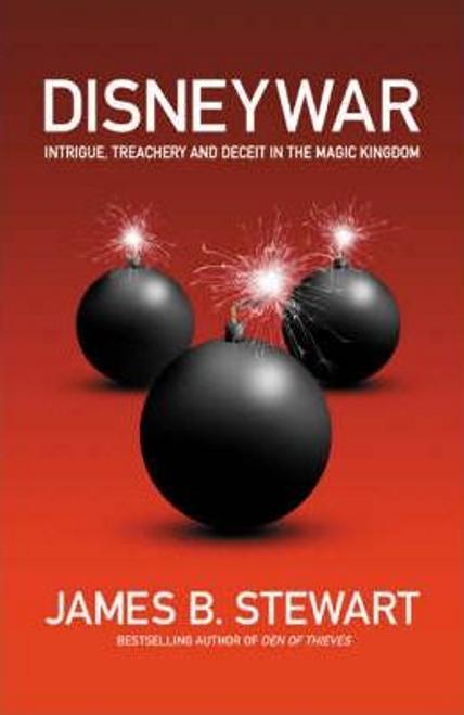 Stewart, James B. / Disneywar (Hardback)