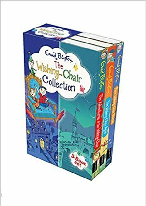 Blyton, Enid - The Wishing Chair Collection - PB - BRAND NEW - Slipcased PB SET OF 3