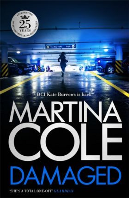 Cole, Martina / Damaged (Hardback)