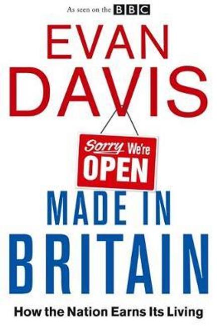 Davis, Evan / Made In Britain (Hardback)