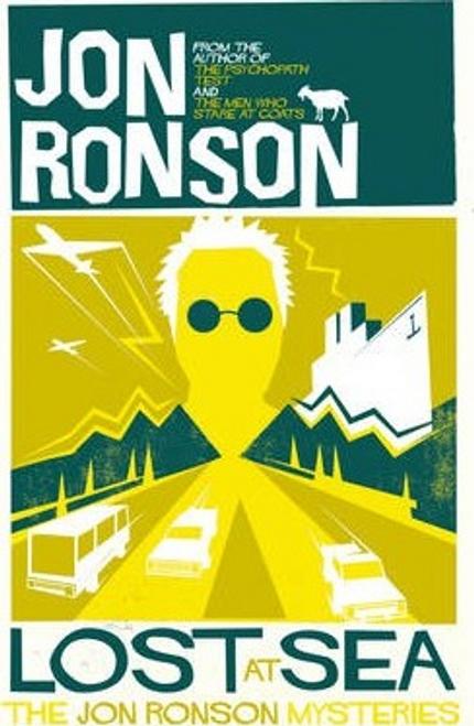 Ronson, Jon / Lost at Sea (Hardback)