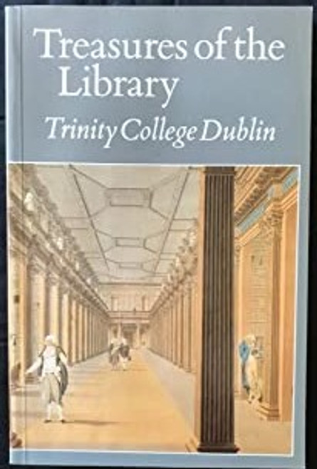 Fox, Peter ( Editor) - Treasures of the Library, Trinity College Dublin - HB - 1986