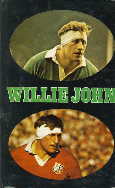 McBride, Willie John - Autobiography ( with Edmund Van Esbeck) - HB -1976 - Rugby