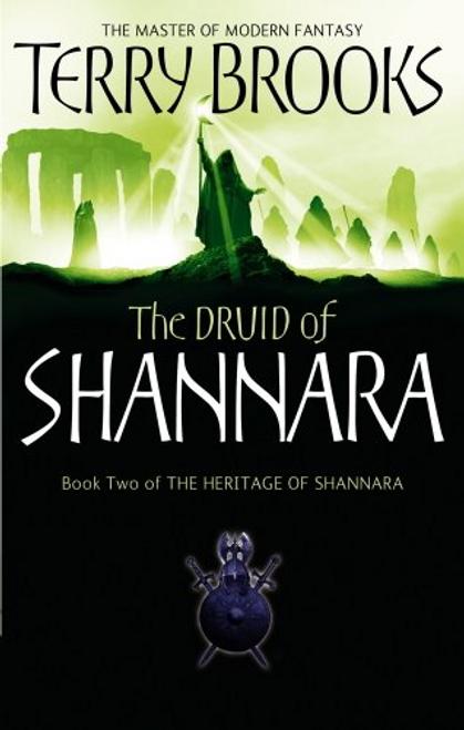 Brooks, Terry / The Druid of Shannara (Hardback)