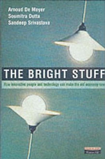De Meyer, Arnoud / The Bright Stuff (Hardback)