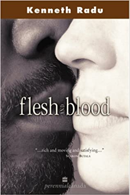 Radu, Kenneth / Flesh and Blood (Hardback)