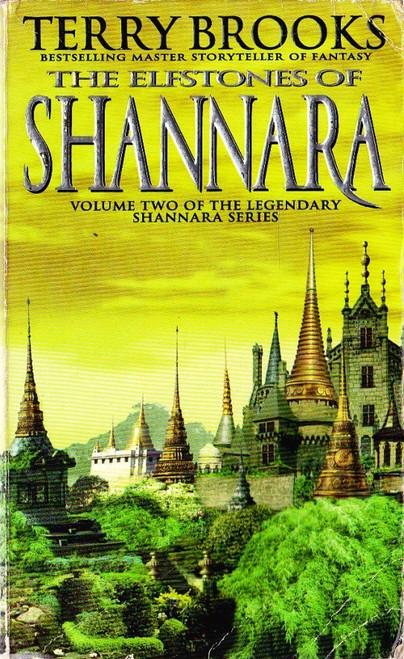 Brooks, Terry / The Elfstones of Shannara ( Original Shannara Trilogy Book 2)