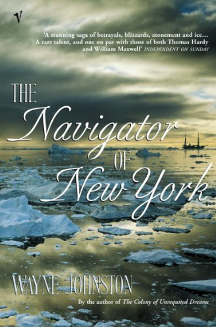 Johnston, Wayne / The Navigator Of New York (Hardback)