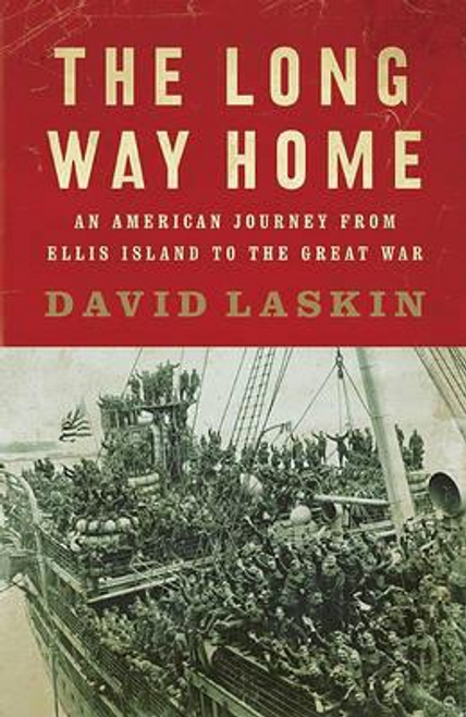 Laskin, David / The Long Way Home (Hardback)