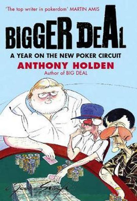Holden, Anthony / Bigger Deal (Hardback)