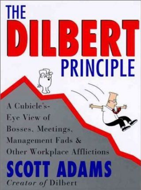 Adams, Scott / The Dilbert Principle (Hardback)