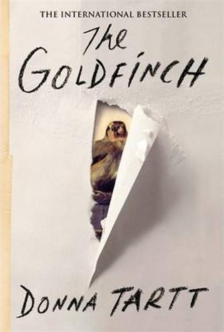 Tartt, Donna / The Goldfinch (Hardback)