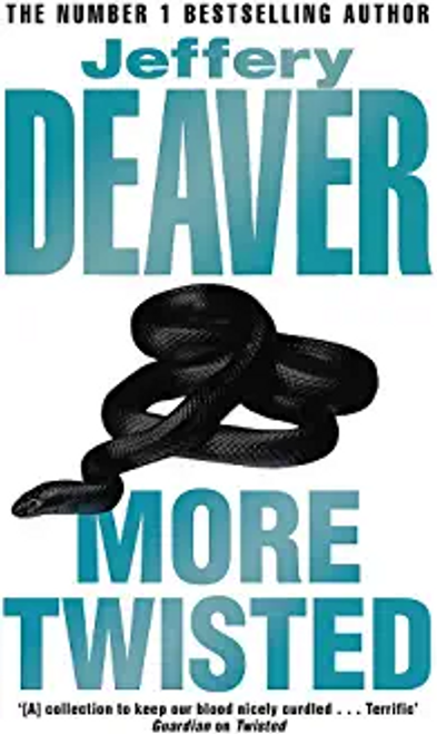 Deaver, Jeffery / More Twisted (Large Paperback)