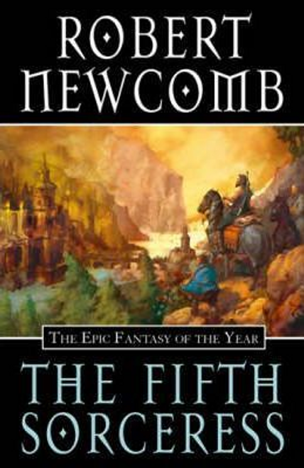 Newcomb, Robert / The Fifth Sorceress (Large Paperback)