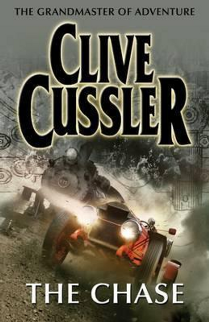 Cussler, Clive / The Chase : Isaac Bell #1 (Large Paperback)