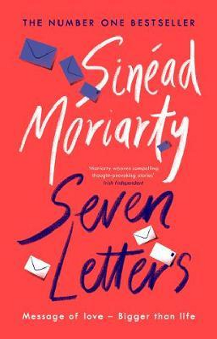Moriarty, Sinead / Seven Letters (Large Paperback)