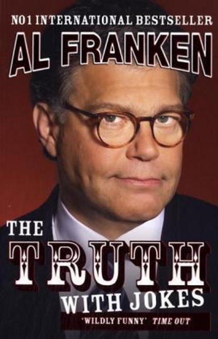 Franken, Al / The Truth With Jokes (Large Paperback)