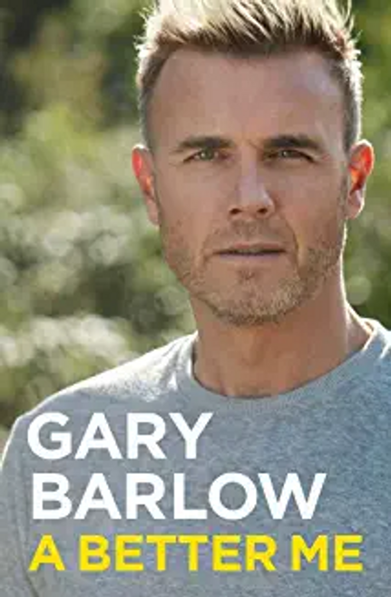 Barlow, Gary / A Better Me (Large Paperback)