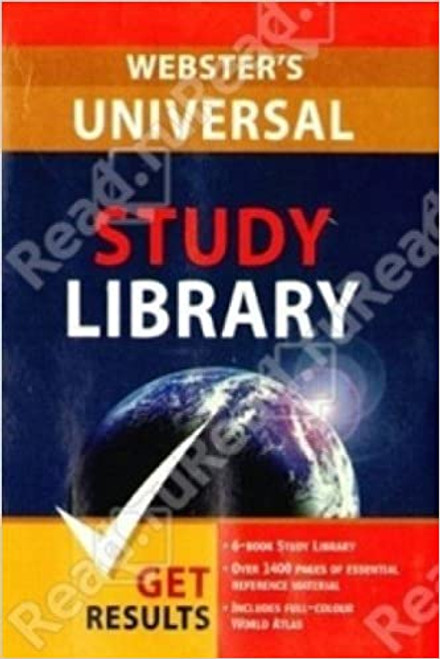 Webster's Universal Get Results Study Library (Complete 6 Book Box Set)