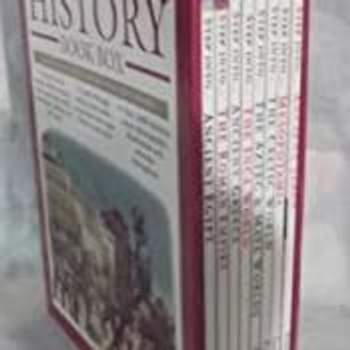 The History Book Box: Step Into the Ancient World (Complete 8 Book Box Set)