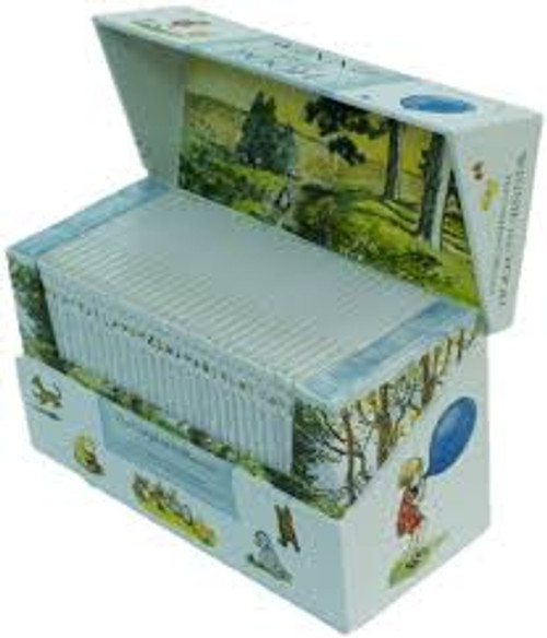 Winnie-the-Pooh: The Complete Collection (Complete 30 Book Box Set)