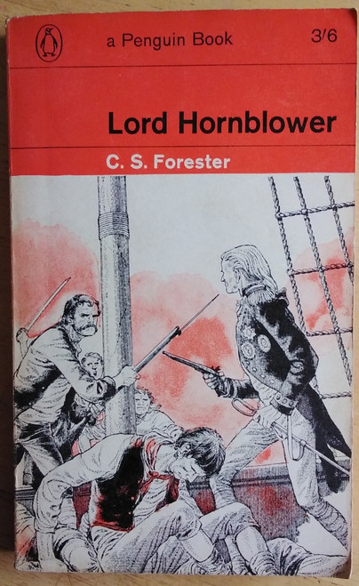Forester, C.S - Lord Hornblower - Vintage Penguin PB 1966 ( Originally 1946)