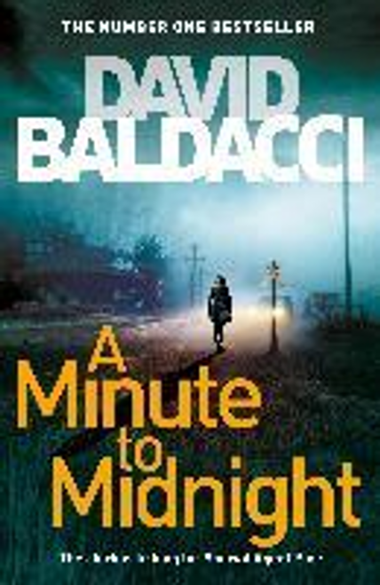 Baldacci, David / A Minute to Midnight (Large Paperback)