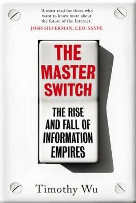 Wu, Tim / The Master Switch (Large Paperback)