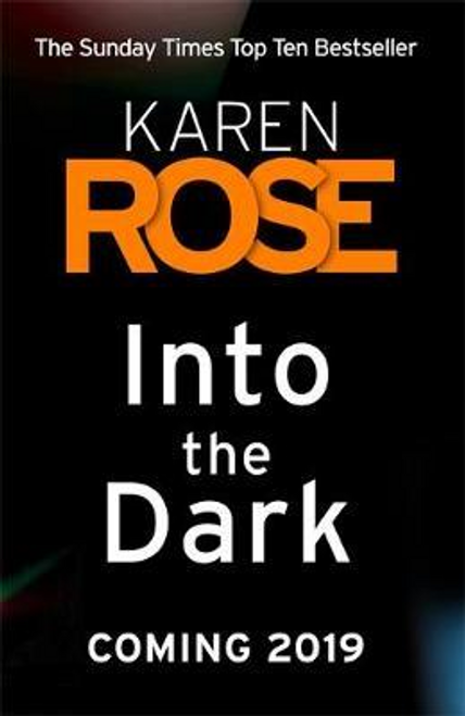 Rose, Karen / Into the Dark (Large Paperback)