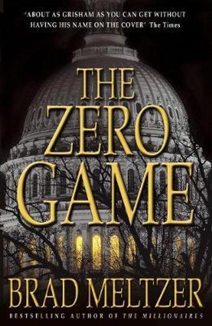 Meltzer, Brad / The Zero Game (Large Paperback)