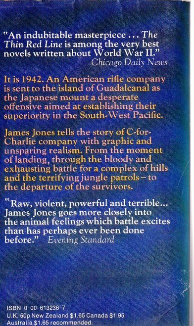 Jones, James / The Thin Red Line
