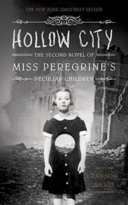 Riggs, Ransom / Hollow City (Large Paperback)