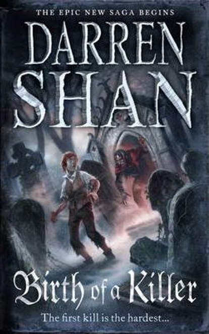 Shan, Darren / Birth of a Killer (Large Paperback)