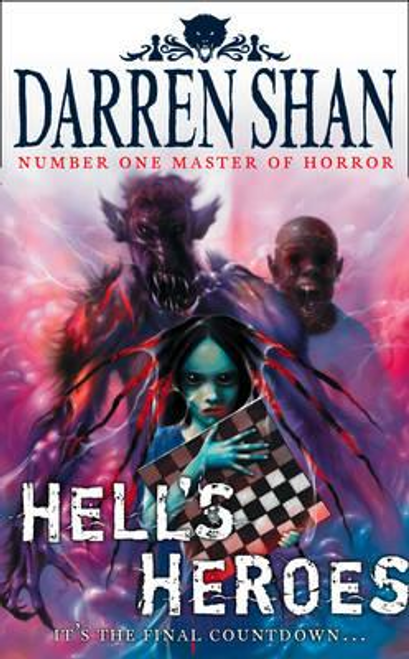 Shan, Darren / Hell's Heroes (Large Paperback)