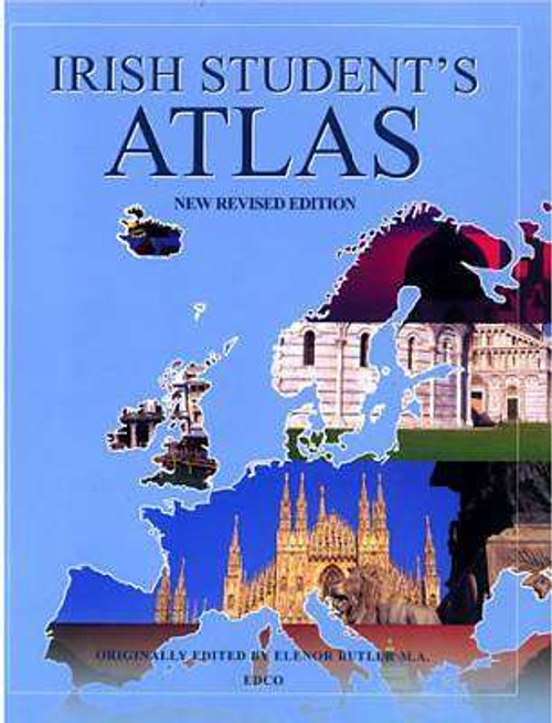 Butler, Elenor - Irish Student's Atlas - Revised edition -  EDCO - 2006