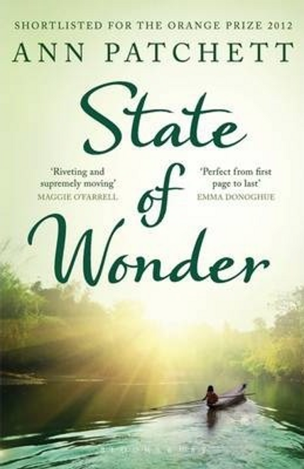 Patchett, Ann / State of Wonder (Large Paperback)